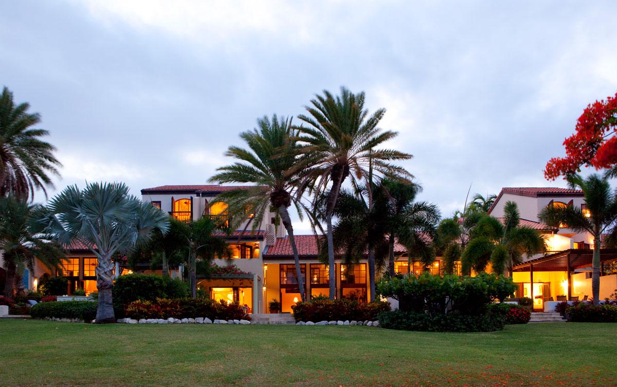 Poinciana Villa Jumby Bay Antigua