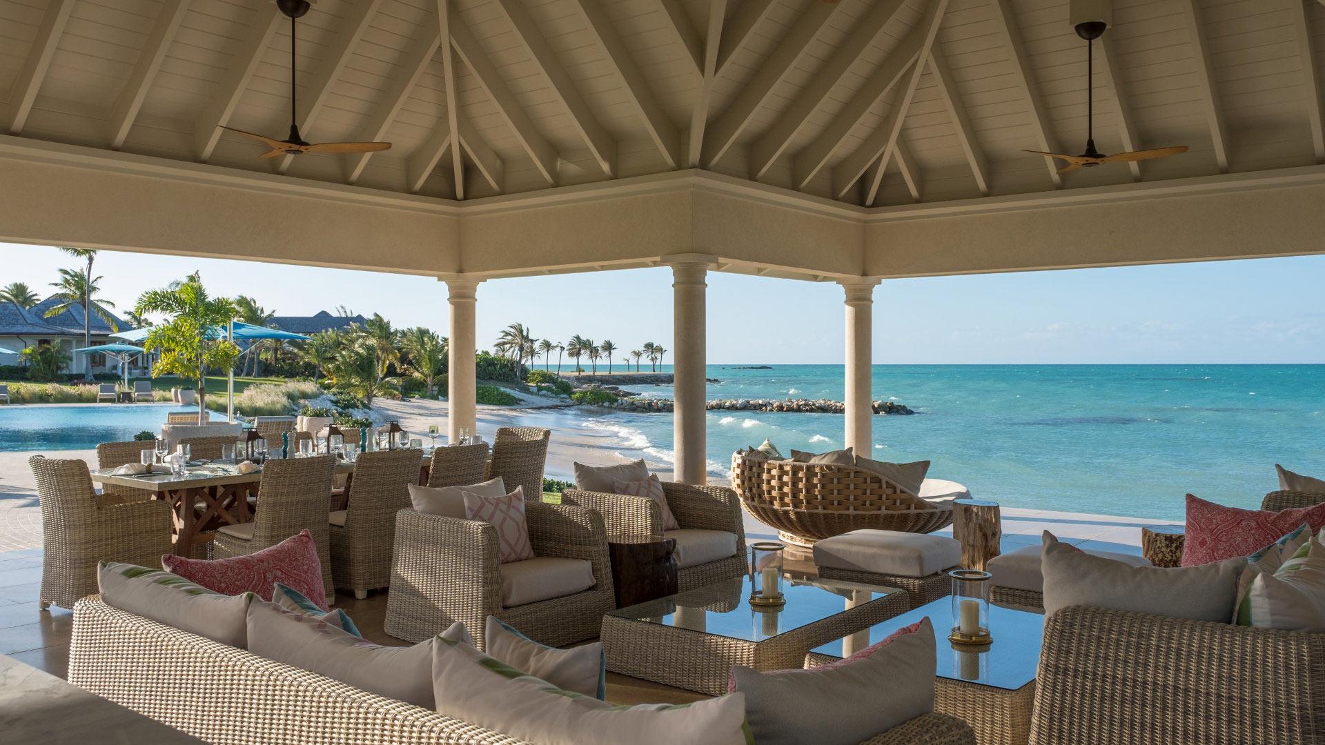 Pure Turquoise Villa Jumby Bay Antigua