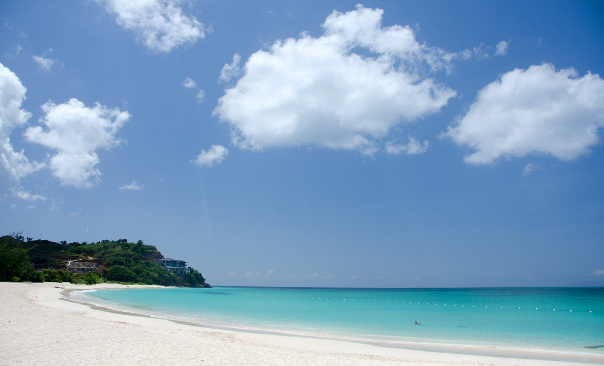 Antigua Beach