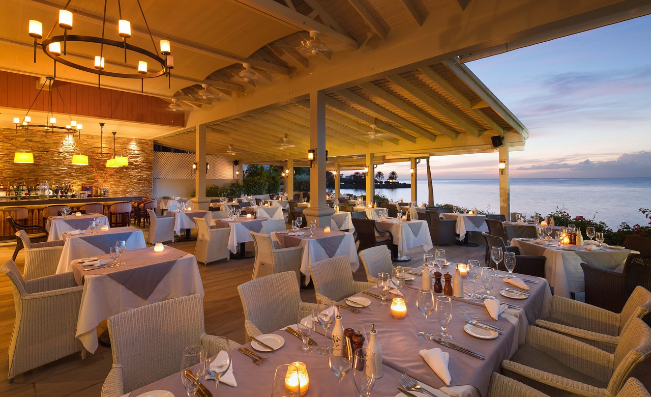 cove restaurant antigua