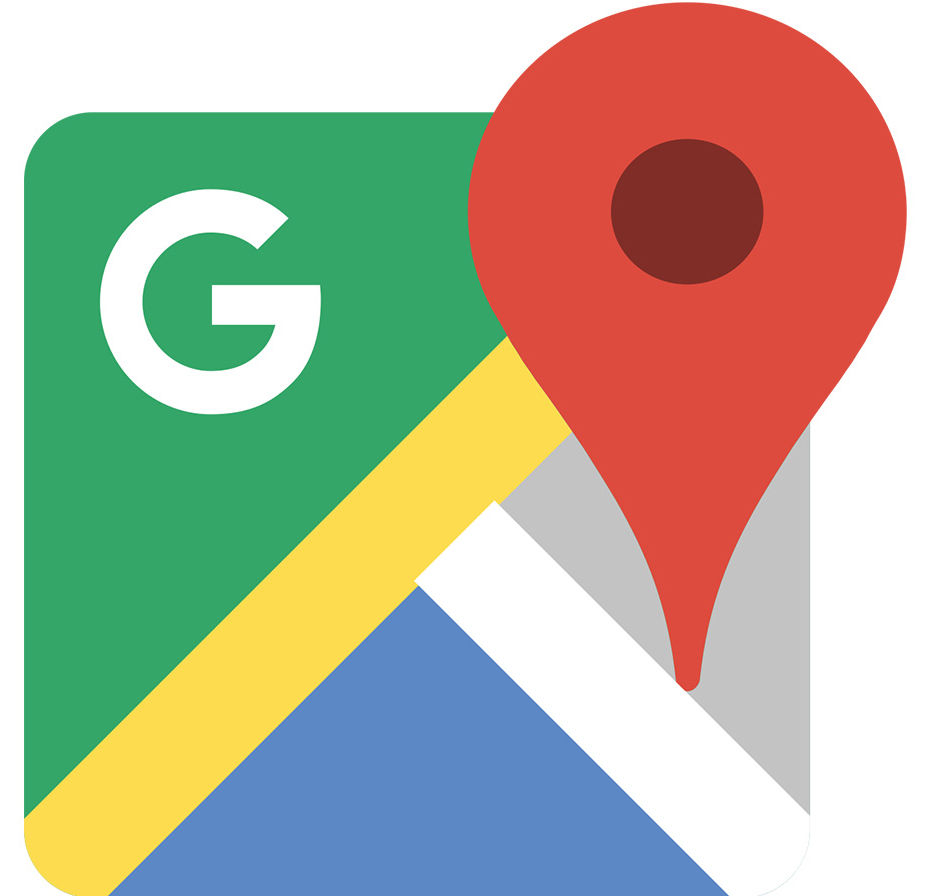 Google Maps - A very handy villa holiday tool