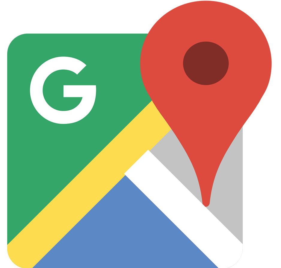 Google Maps - A very handy villa holiday tool