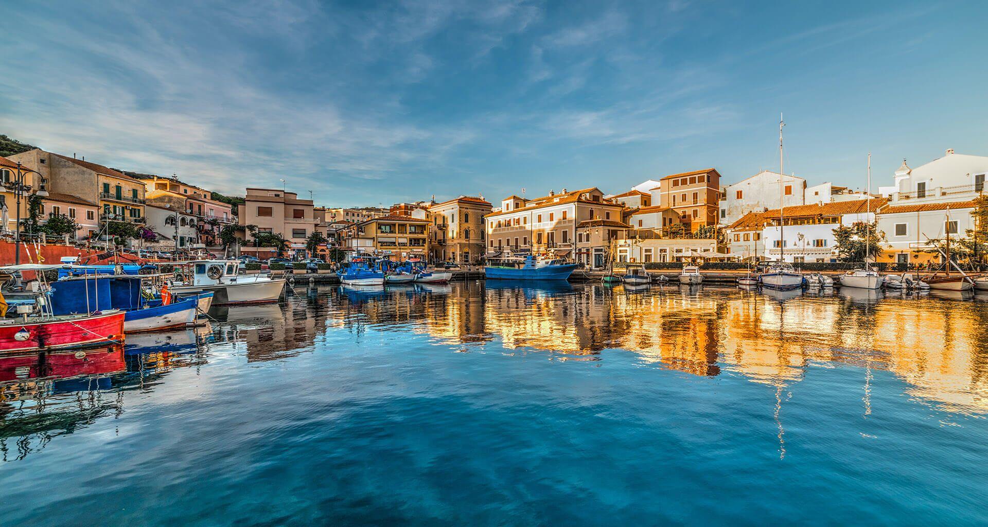 Sardinia in October