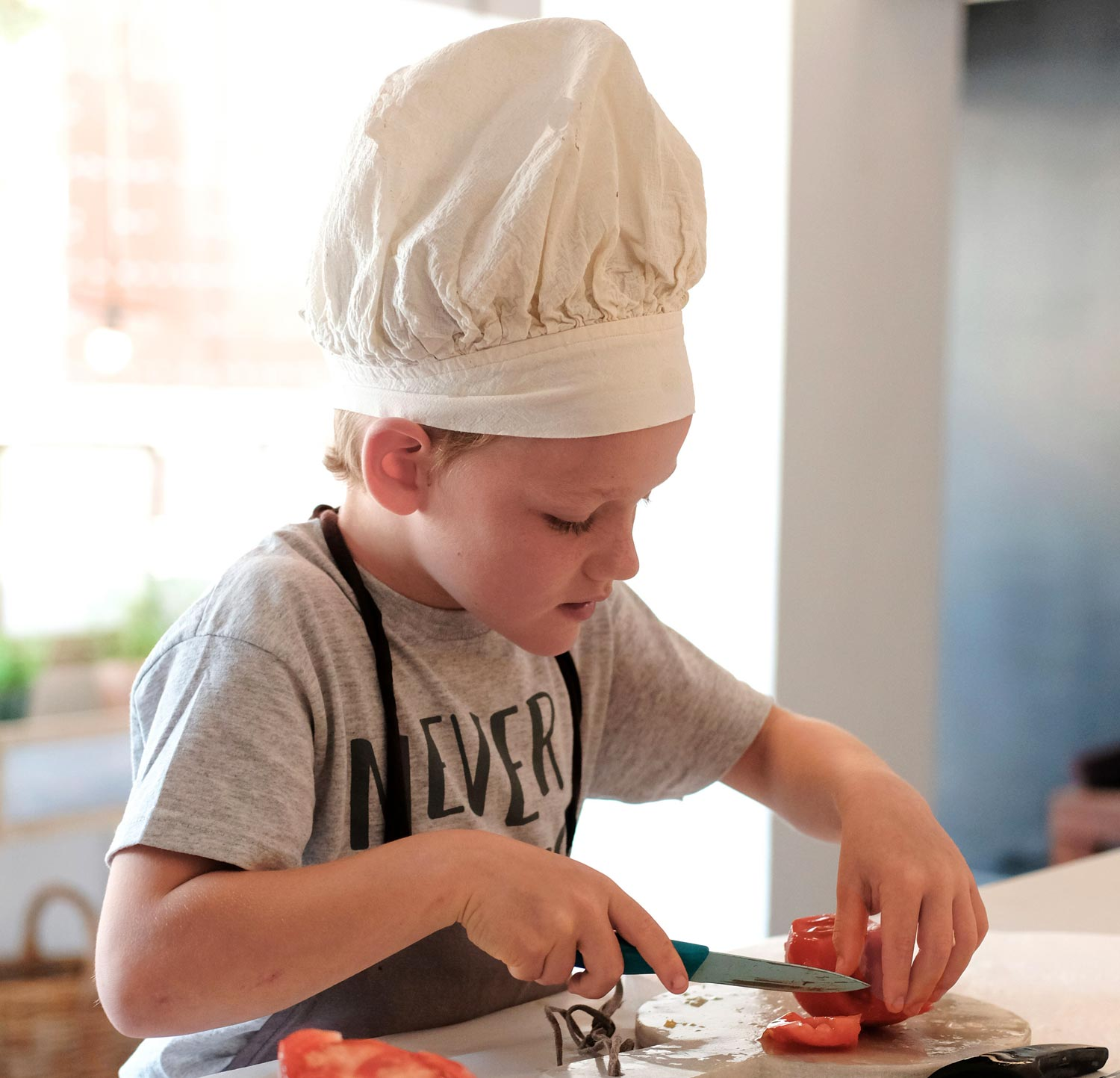 Little Chef at the kids club