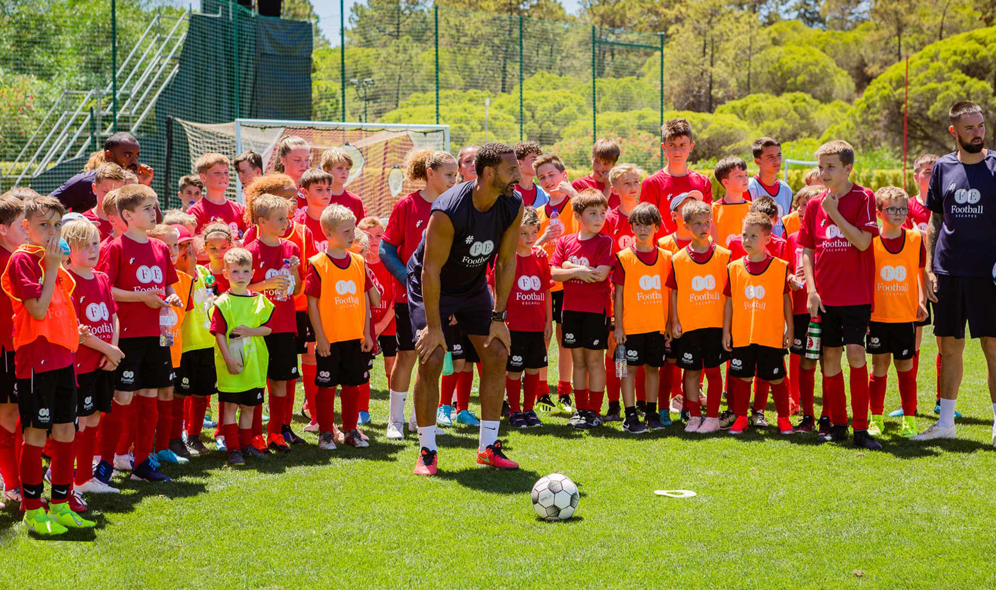 Football Coaching For Kids in The Algarve