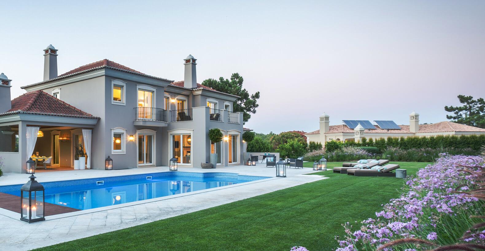 villa retreat luxury villa spain