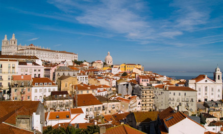 luxury villas in Portugal lisbon